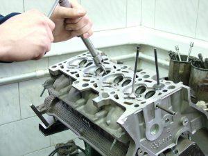 ремонт гбц снятие установка Киев