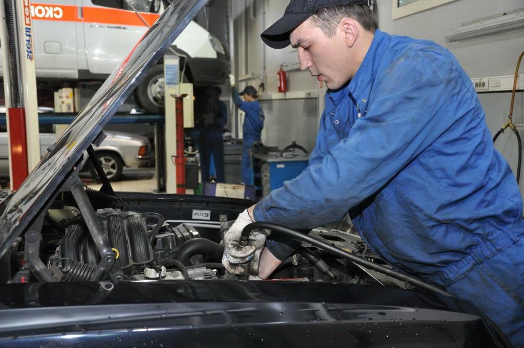 ремонт автомобилей в Киеве