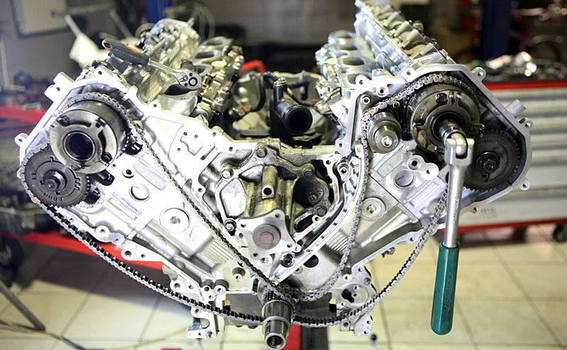 ремонт двигателя гарантия Киев