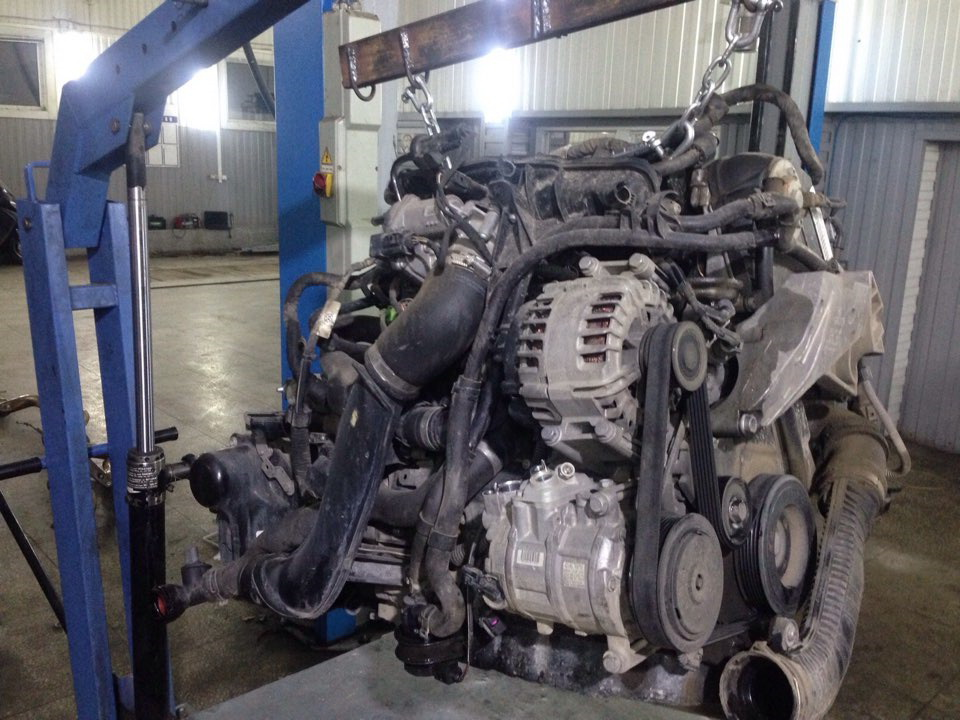 ремонт двигателя цена Киев