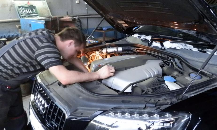ремонт машин в Киеве