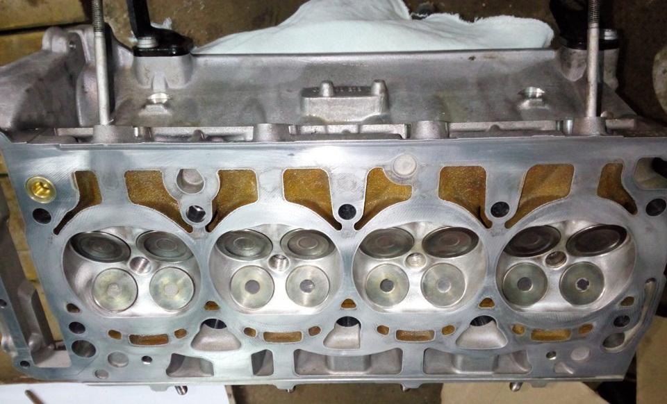 Ремонт двигателя fsi в Украине