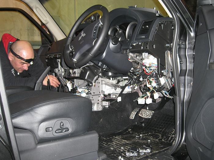 Услуги автоэлектрика mitsubishi дарница