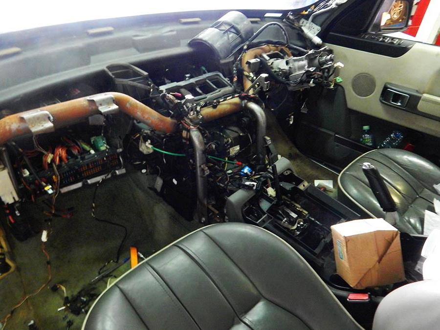 диагностика range rover evoque спецоборудованием