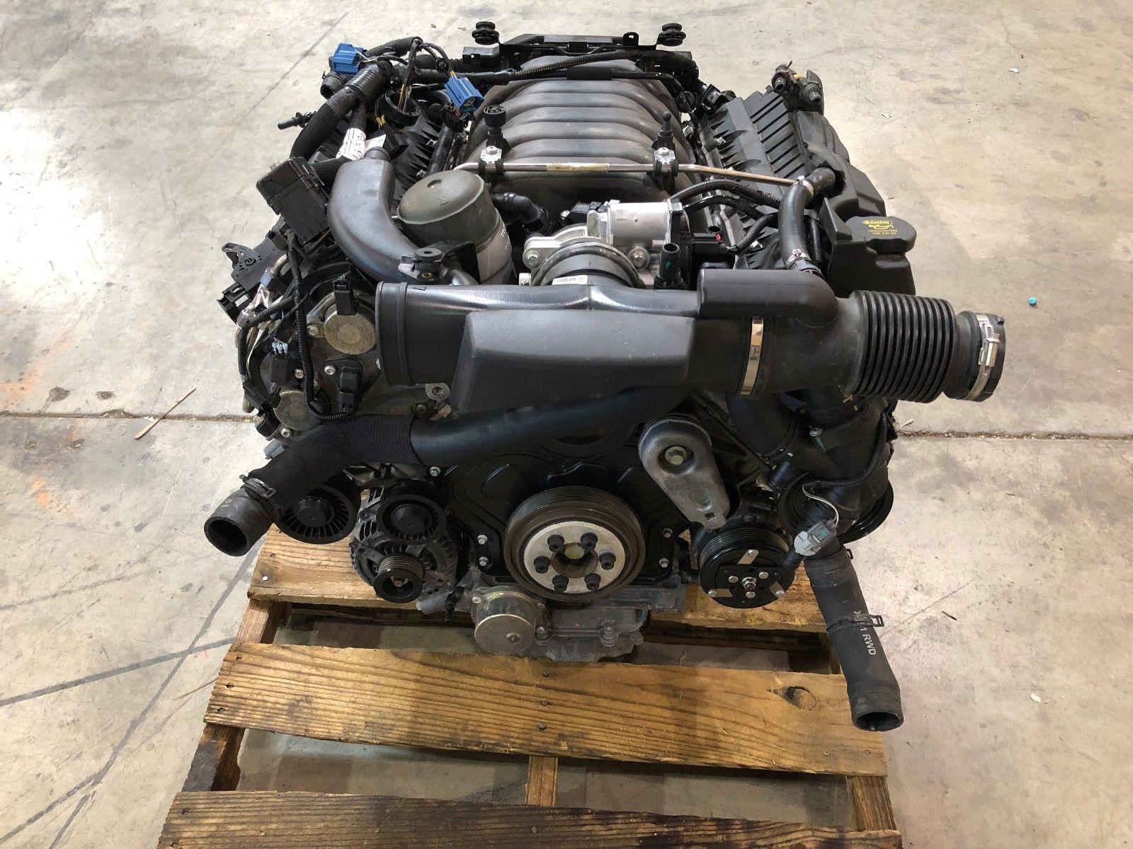 ремонт двигателя jaguar f-pace в Киеве