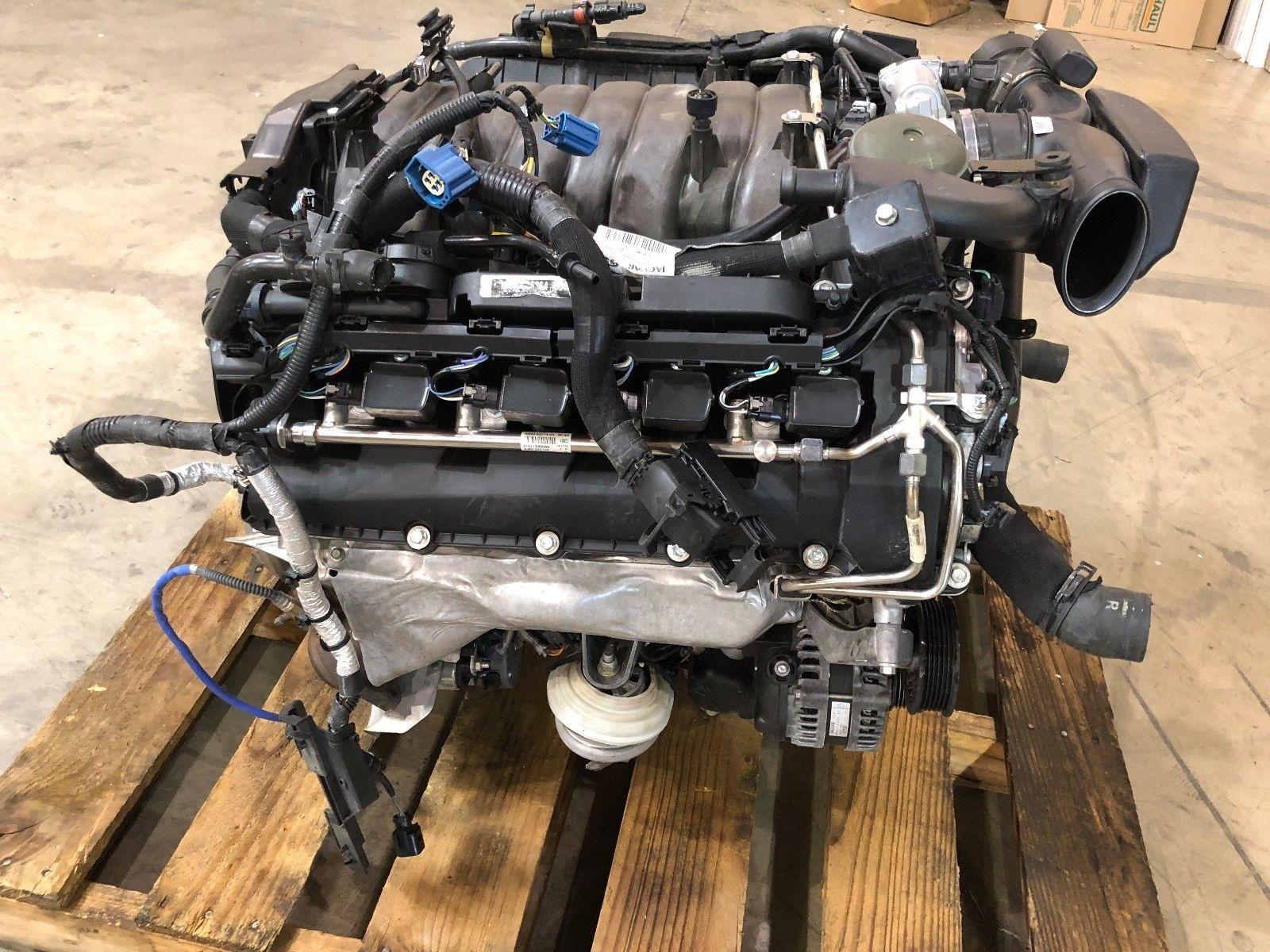 ремонт двигателя jaguar полесская СТО