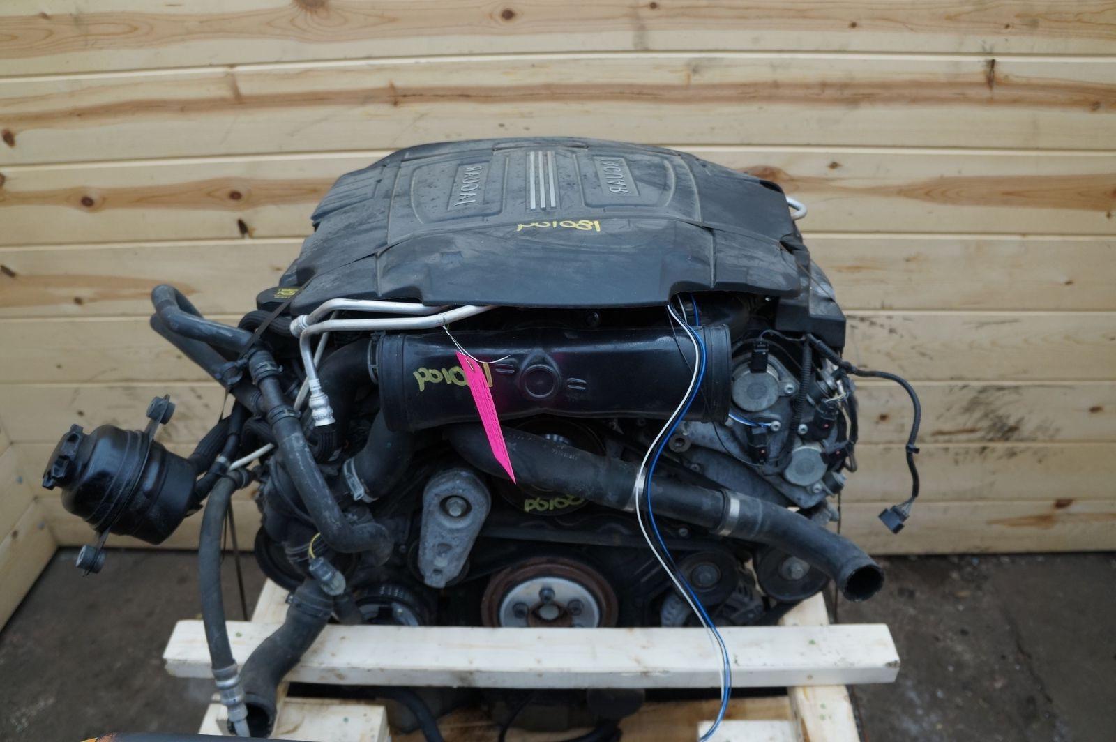 капремонт двигателя jaguar xj
