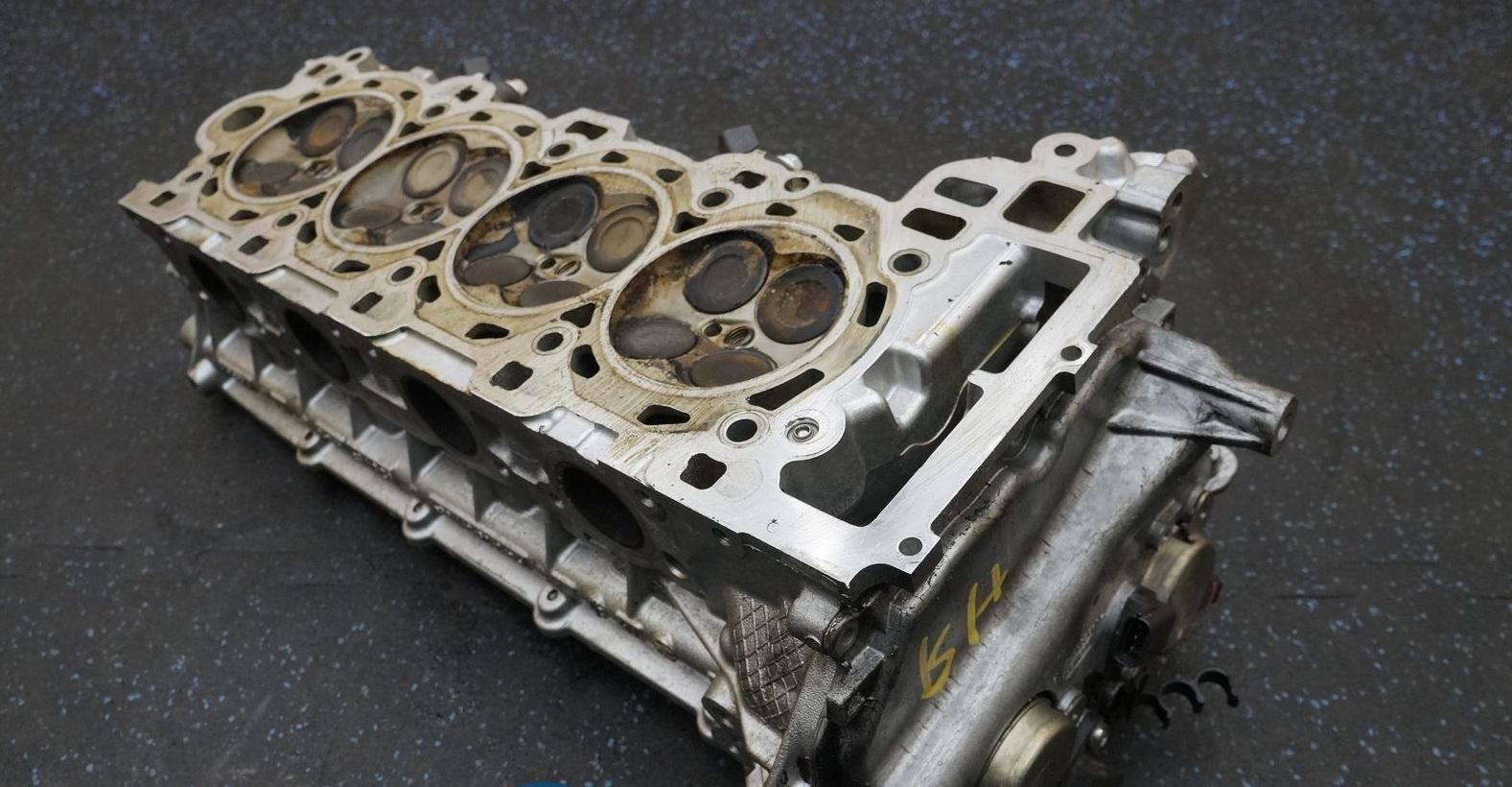 ремонт гбц jaguar Киев левый берег