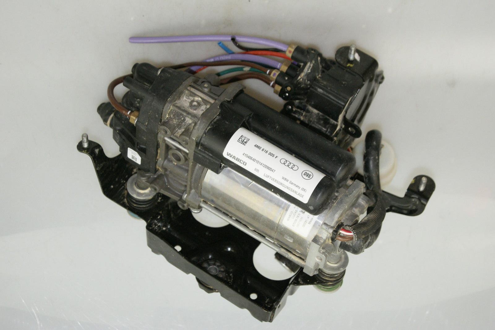 ремонт компрессора подвески audi дарница