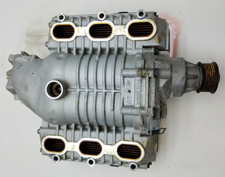 ремонт компрессора двигателя audi a6 левый берег