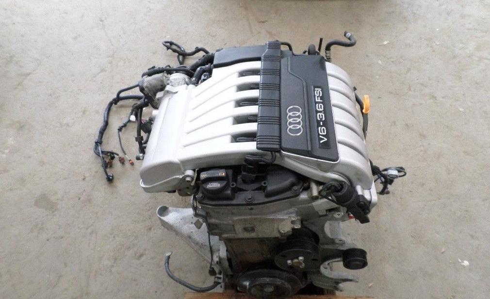 ремонт двигателя audi качественно
