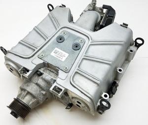 замена компрессора двигателя audi на сто