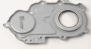 замена сальника двигателя audi Q7
