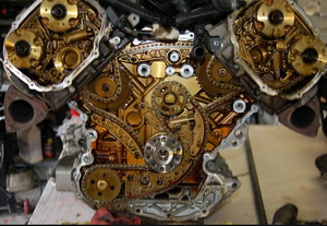 ремонт двигателя vw phaeton Полесская 7