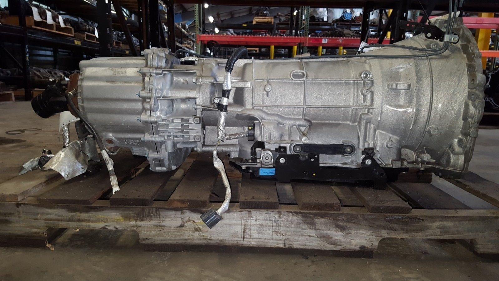 ремонт акпп range rover гарантия