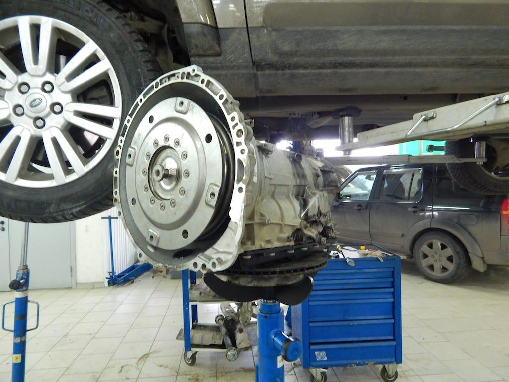 ремонт акпп range rover vogue Позняки